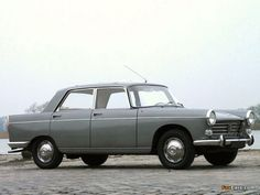 1960 Peugeot 404www.german-cars-after-1945.tumblr.com -...