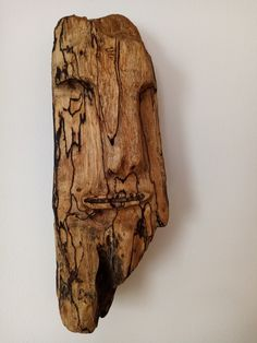 Easter Island Head made by Rosemarie Maliha 32 cm Easter Island, Moth, Insects, Animals, Sculptures, Animais, Animales, Animaux, Animal