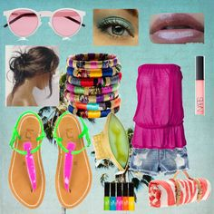 """""""Summer"""" by elsa-gomez on Polyvore"""