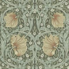William Morris Pimpernel Tapet