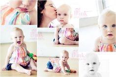 Infant Photography poses