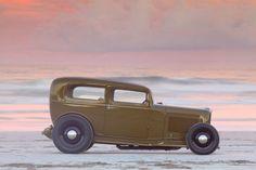 1932 Ford Sedan Tudor hot rod