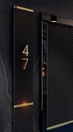 Door Design Interior, Main Door Design, Entry Way Design, Front Door Design, Main Entrance Door, House Entrance, Stairs And Doors, Art Deco Door, House Front Door