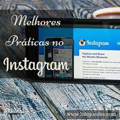 O instagram tem hoje mais (muito mais porque esse dado é de 2014) 300 milhões mensais e hoje, toda pessoa ou negócio tem uma conta nesta plataforma. Pensando nisso, fiz um artigo de melhores práticas, para você não errar na hora de postar no instagram. http://www.luhguedes.com/instagram-melhores-praticas/  #instagram #dicas #melhorespraticas #marketing #midiassociais #socialmedia