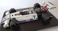 LEGO Formula 1 - 1975 Brabham BT44B by bricktrix