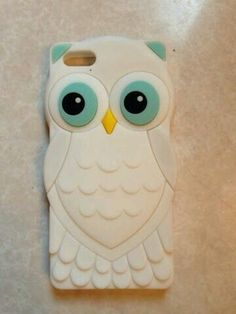 How to Crochet Mobile Cell Phone Pouch for iPhone Samsung - Crochet Ideas Owl Phone Cases, Crochet Phone Cases, Iphone 6 Cases, Iphone 7, Phone Covers, Mobiles, Coque Ipod, Ipad Mini, Phone Accesories