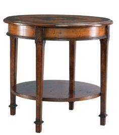 Louis J Solomon Lamp Table