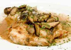 Carraba's Chicken Marsala