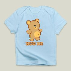 HUG ME Infant T-Shirts by AnishaCreations on BoomBoomPrints