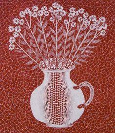 FLOWERS | Yayoi Kusama, FLOWERS (1985)