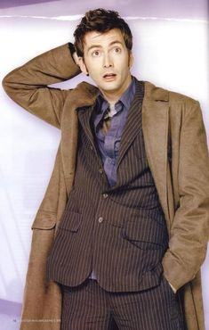 Tenth Doctor David Tennant double breasted brown cotton fabric peak lapel collar long trench coat for men at Celebsclothing, Shop with confidence Doctor Who 10, Doctor Who Quotes, Eleventh Doctor, David Tennant Doctor Who, Jenna Coleman, Matt Smith, John Smith, Torchwood, Dr Who