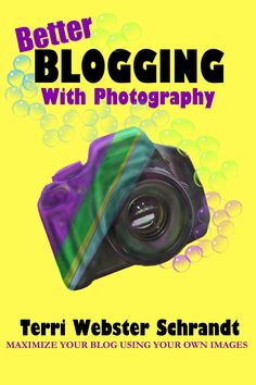 After several weeks of cobbling together a couple of blog posts and a whole lot more information, I can proudly share that my first self-published e-book, Better Blogging with Photography: Maximize Your Blog Using Your Own Images, hit the Amazon Kindle store! I want to thank the Academy…woops, wrong dream! Seriously, I want to acknowledge …