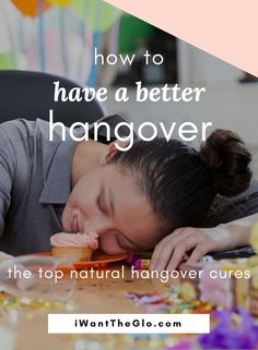 how to get rid of a hangover? Natural Hangover Cure, Hangover Cures, Ibuprofen For Hangover, Hangover Nausea, Bad Hangover, Keeping Healthy, How To Stay Healthy, Organic Beauty, Organic Skin Care