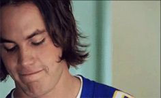 When he smiled like this. | 21 Moments That Made You Fall In Love With Tim Riggins