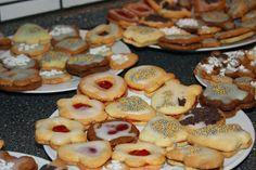 Polly kreativ - Weihnachtsbäckerei