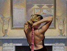 "Fine Art and You: British Artist-""Peregrine Heathcote"" 1973"