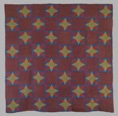 Philadelphia Museum of Art - Collections Object : Eight-Pointed Star Quilt