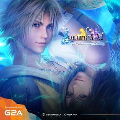 Return to the world of Spira with today's Game of The Day: #FinalFantasy X/X- 2 HD Remaster