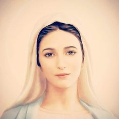 Hail Mary full of Grace the Lord is with you.