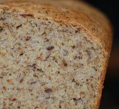Pão de Aveia e Linhaça | Máquina de Pão