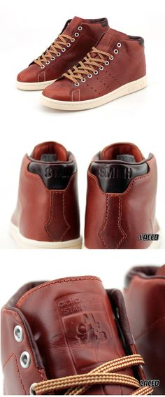 Mark McNairy x adidas Originals by Lab-84 Kazuki Kuraishi Stan Smith Mid