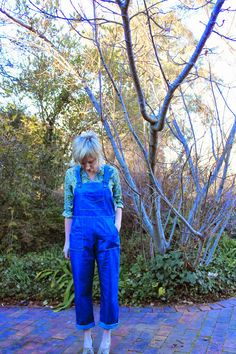 pauline alice - Sewing patterns, tutorials, handmade clothing & inspiration: Turia dungarees