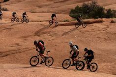 Slickrock Bike Trail