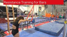 Resistance Training for Bars Athletes are required to hold tension in their body and maintain shaping to perform many skills on bars. This drill, using a For. Gymnastics Room, Gymnastics Coaching, Gymnastics Workout, Gymnastics Bars, Benefits Of Strength Training, Training Tips, Shades Of Beige, 50 Shades, Gym Bar