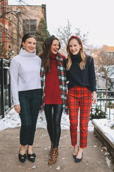 holiday Fashion looks - Dudley Stephens Fleece Giveaway - Kelly in the City Preppy Fall Fashion, Preppy Winter Outfits, Holiday Fashion, Holiday Outfits, Autumn Winter Fashion, Preppy Mode, Preppy Style, Adrette Outfits, Fashion Outfits