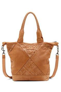 Diane Braided Leather Handbag by Liebeskind Berlin