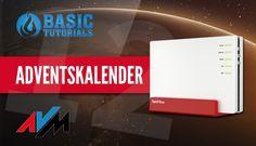 #Adventskalender: AVM FRITZ!Box 7580 Router #Gewinnspiel