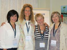 Family Nursing colleagues at 12th International Family Nursing Conference in Denmark in August 2015.  Left to right, Dr. Lucila Nascimento (Brazil), Dr. Cristina Garcia-Vivar (Spain), Dr. Francine DeMontigny (Canada), Dr. Maria do Ceu Barbieri (Portugal). #familynursing, #IFNAorg, #IFNC12, #familyhealth