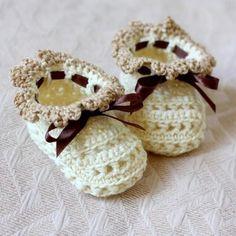 cutecrocs.com crochet booties (06) #crocheting