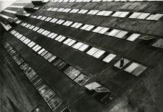 Aleksandr Rodchenko - Residenza studentesca - dalla serie La cittadella universitaria di Lefortovo - 1932