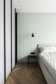 Apartment interior in Basanavicius street, Vilnius, 2016 - AKTA