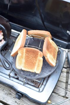 Cook your own food while camping and save money. Easy ideas for camp cooking gear, including equipment, supplies, and tools. #camping #outdoors #campvibes #food #cookingtips #campinghacks #cooking #familytravel