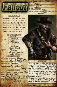 Here is the Blank slate for the Meme for those interested -> Started playing New Vegas again for the or time. I always makes a cowboy/gunslinger character because my dad and I always wat. Fallout 4 Poster, Fallout Facts, Fallout Funny, Fallout Rpg, Fallout Fan Art, Fallout 4 Mods, Fallout Concept Art, Fallout Cosplay, Fallout Game