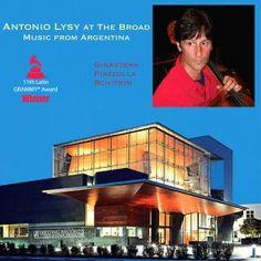 Antonio+Lysy+At+The+Broad+Music+From+Argentina+LP+Vinil+180g+Yarlung+Records+Steve+Hoffman+Doug+Sax+-+Vinyl+Gourmet