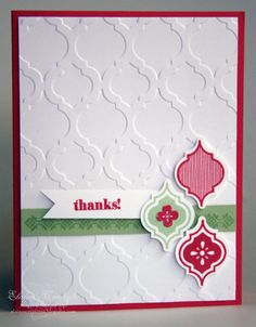 Mosaic Madness Card by eschader - Cards and Paper Crafts at Splitcoaststampers