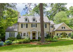 Come See The Real Life As We Know It House that sits in Georgia surrounded by beautiful landscaping and awaits new owners.