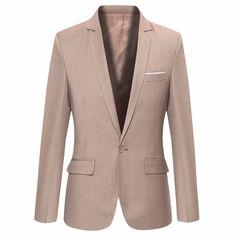 Mens coreano slim fit moda algodao blazer paleto preto azul bege plus size M 4XL masculino blazers Mens casaco vestido de noiva-in Blazers from Men's Clothing & Accessories on Aliexpress.com   Alibaba Group