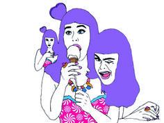 Célébrité (essai 1) - Katy Perry