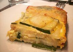 La parmigiana di patate e zucchine è davvero un'alternativa deliziosa e originale alla classica parmigiana di melanzane