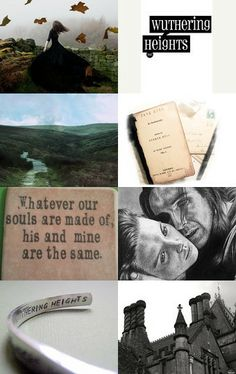 'He's more myself than I am. Whatever our souls are made of... by Jen on Etsy--Pinned with TreasuryPin.com