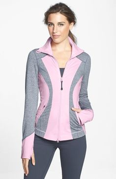 Zella 'Seasons' Mélange Jacket   Nordstrom