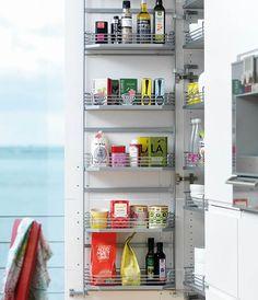 Skapinnredning Bathroom Medicine Cabinet, Kitchen, Cooking, Kitchens, Cuisine, Cucina