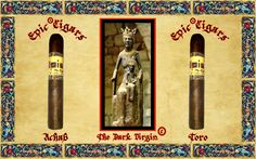 EPIC® CIGARS SHAPE CHRONICLE: THE DARK VIRGIN TIME. EPIC® CIGARS ACHAB CHRONICLE: EPIC TORO. EPIC® CIGARS REGISTERED IN DOMINICAN REPUBLIC,THE UNIQUE, AUTHENTIC, ORIGINAL AND LEGITIMATE EPIC® CIGARS BRAND, DR.
