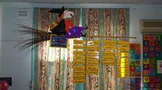 Room on the Broom teaching activity