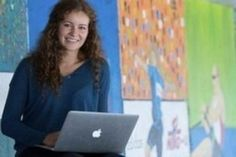 The incredible life of the youngest billionaire in the world, Alexandra Andresen, who is only 19 Investment Companies, People Of Interest, Rich People, Billionaire, Science And Technology, Fun Facts, Investing, Two By Two, 1