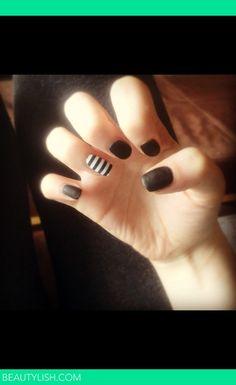 Matte nails | Stephanie B.'s Photo | Beautylish